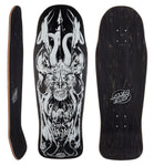 SANTA CRUZ Winkowski Primaeval  Blackout Deck  product_vendor] - HITTIN'THE STREET