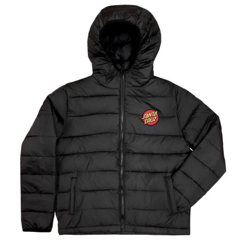 SANTA CRUZ (Youth) - Elm Puffa Jacket