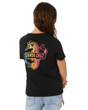 SANTA CRUZ Seahorse Tee - Youth Girl's
