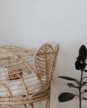Load image into Gallery viewer, Nada Rattan Bassinet