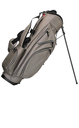 Purist Stand Bag- Grey Steel - iliac by Bert LaMar