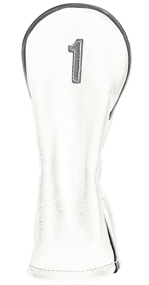 The Vintage Two - Pure White / Grey / Pure White Stitching - iliac by Bert LaMar