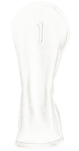 The Vintage Two - Pure White / Pure White / Pure White Stitching - iliac by Bert LaMar