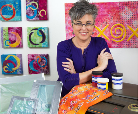 Lyric Kinard's Elements of Art Quilts, Lecture Tour coming to Greymouth!
