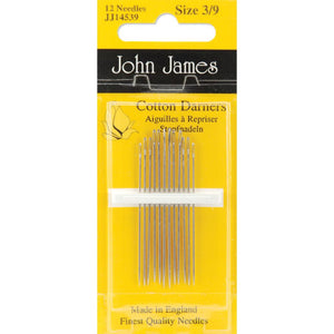 John James - (size 3-9) Cotton Darners
