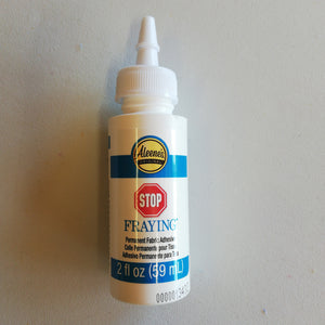 Aleene's Stop Fraying 2oz