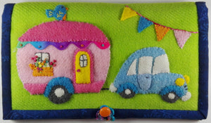 Caravan Notions Folder by Sue Roper