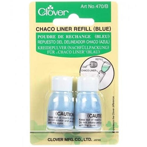 Clover - Chaco Liner Refill (Blue) - 2pcs