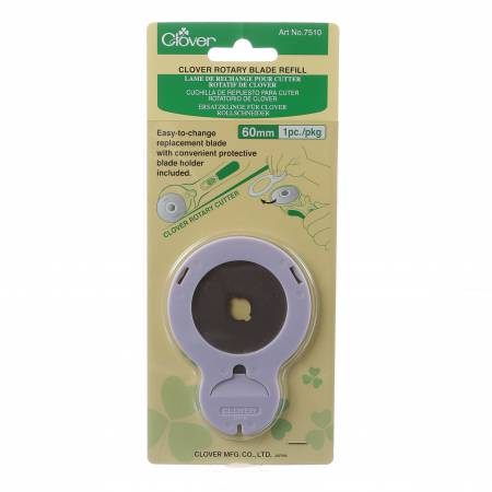 Clover - Rotary Blade Refill - 60mm 1pc
