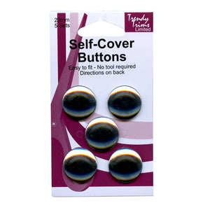 Trendy trims - self-cover buttons