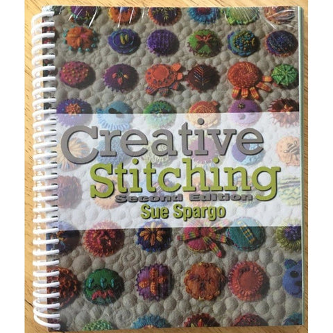 Creative Stitching Edition 2 by Sue Spargo