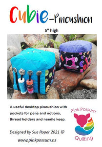 Cubie-Pincushion KIT