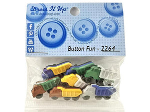 Dress It Up - Button Fun - 2264