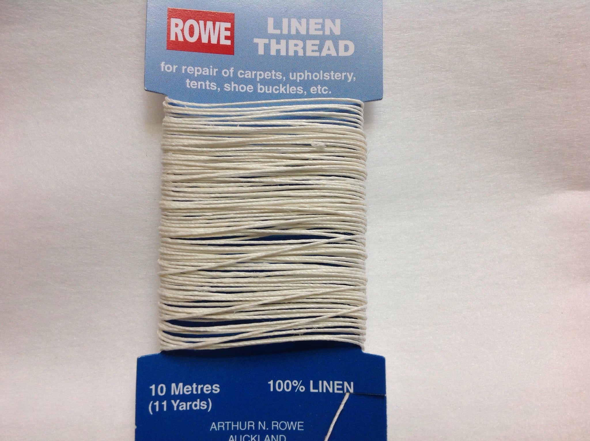 Linen Thread - Rowe