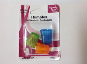 Thimbles - Trendy trims