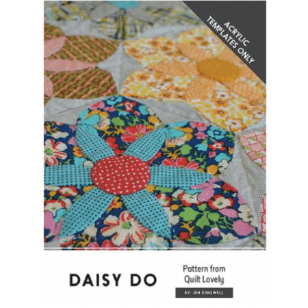 Daisy Do Templates by Jen Kingwell
