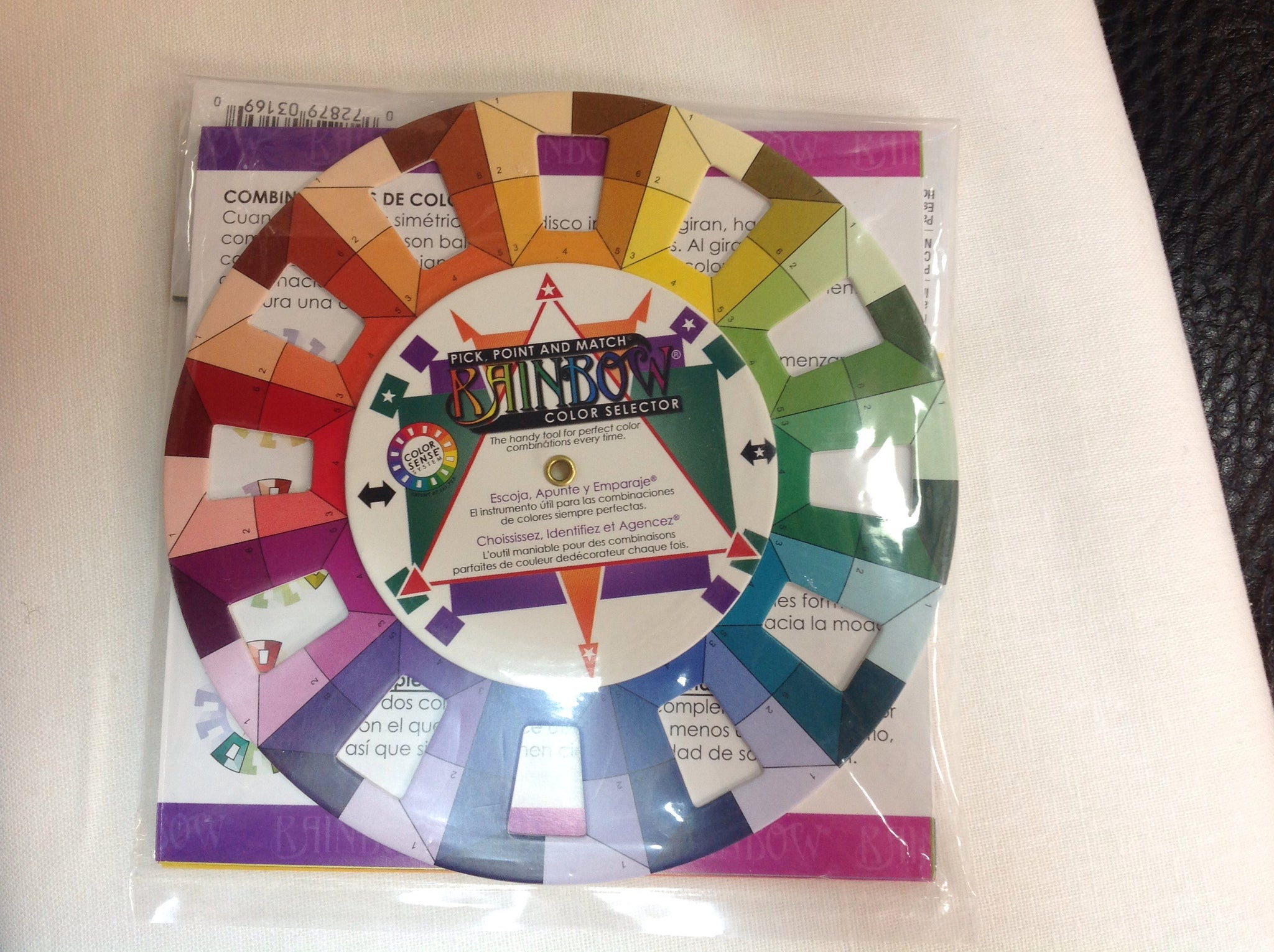 Dritz Quilting - Rainbow Color Selector