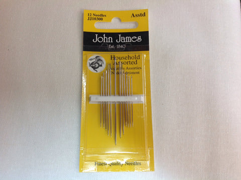 John James - Household Assorted