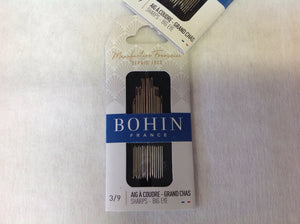 Bohin - Sharps Big Eye needles