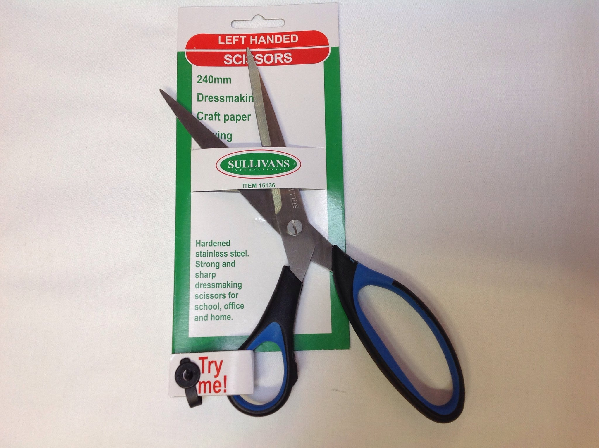 Sullivans - Left-handed Scissors