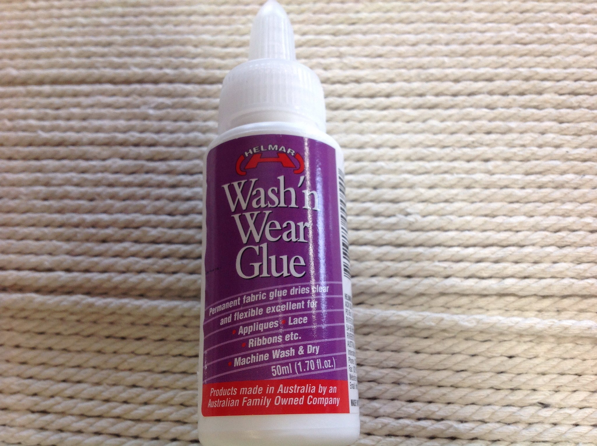 Wash'n Wear Glue