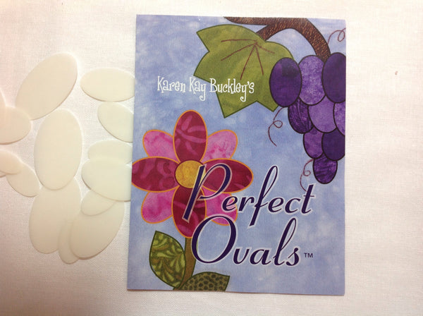 Karen Kay Buckley's - Perfect Ovals