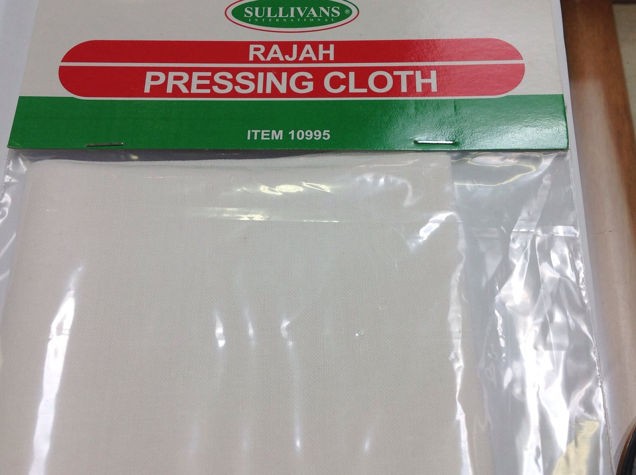 Rajah Pressing Cloth - Sullivans