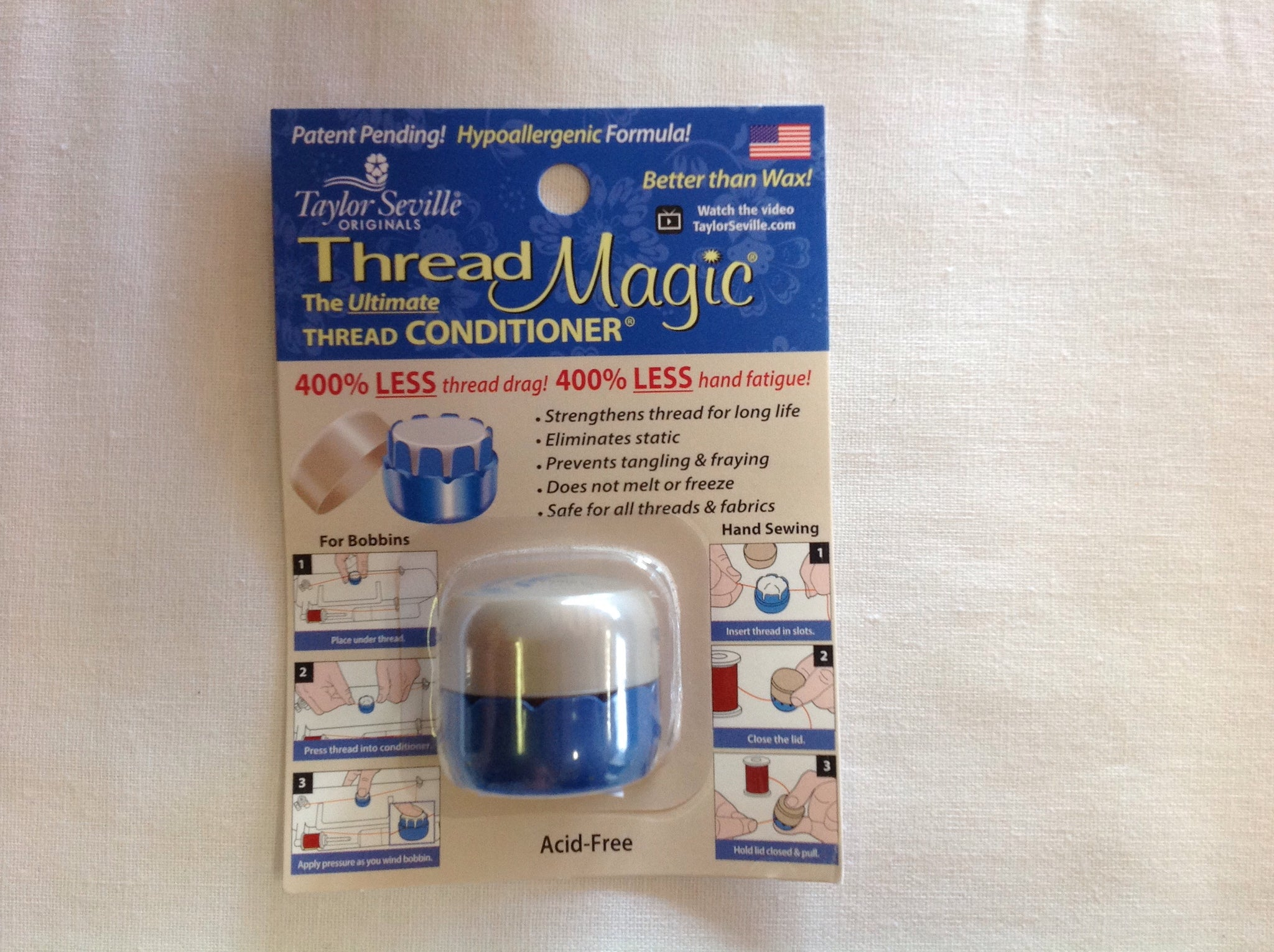 Thread Magic - The Ultimate Thread Conditioner