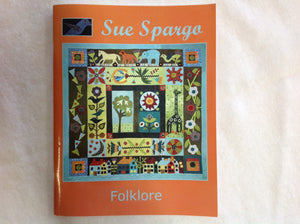 Sue Spargo - Folklore Book