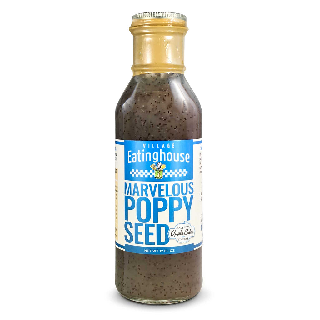 Marvelous Poppy Seed Dressing, Marinade & Sauce