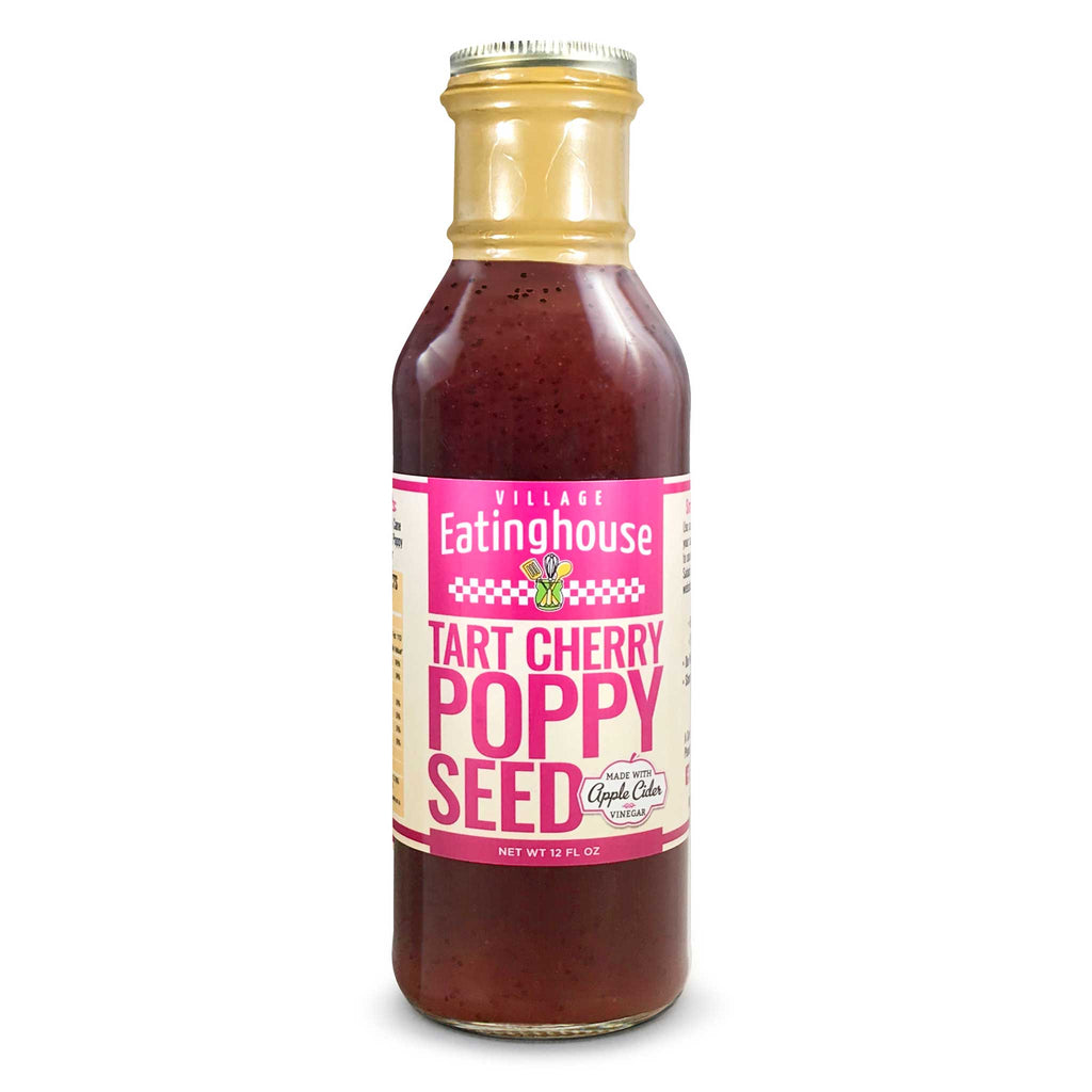Tart Cherry Poppy Seed Dressing, Marinade & Sauce