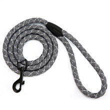 """Color Me Cool"" Cotton Rope Leash"