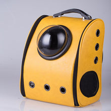 """Up & Away"" Space Pod Dog Backpack"