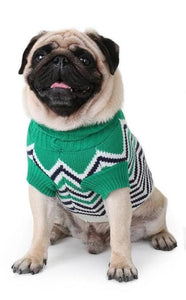 """Gimme Paw"" Dog Sweater"