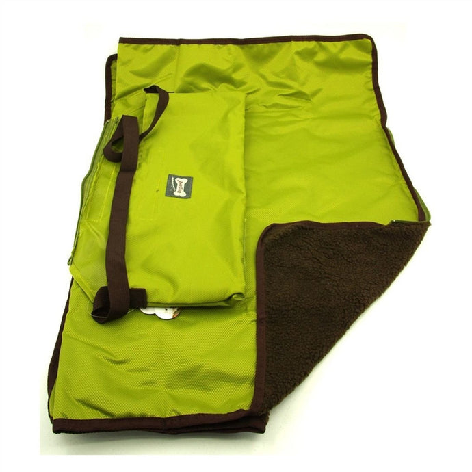 GreenEnvy Foldable Outdoor Dog Mat & Bed