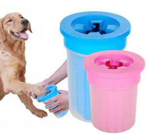 """Clean Canine"" Paw Washer"