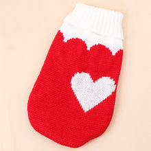 Doggy Sweetheart Knit Sweater