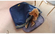 """Camping Canine"" Dog Sleeping Bag"