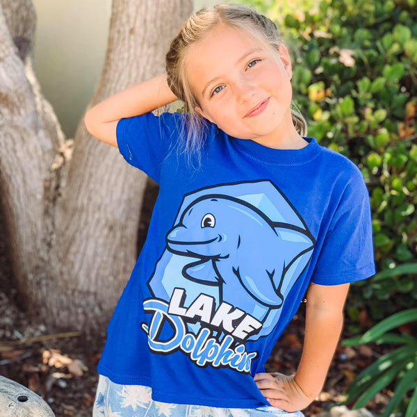 NEW! Lake Dolphin Youth T-Shirt