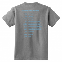 Broadcast T-Shirts Youth (2019/2020)