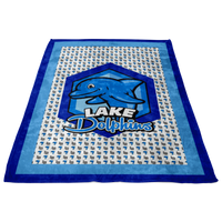 Lake PTA Fleece Blanket