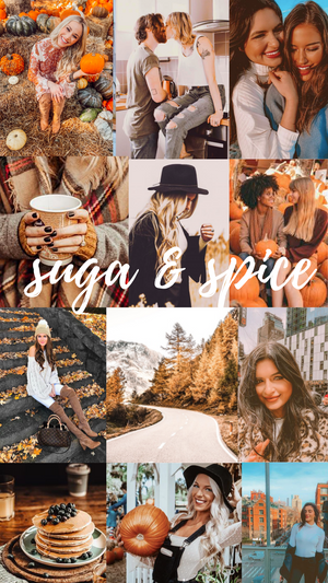 Suga & Spice - Mobile & Desktop Preset Bundle