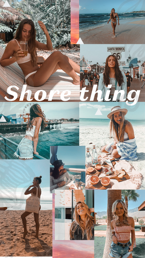 Shore Thing - Mobile & Desktop Preset