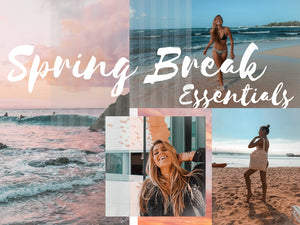 Spring Break Essentials - Mobile & Desktop Preset Bundle
