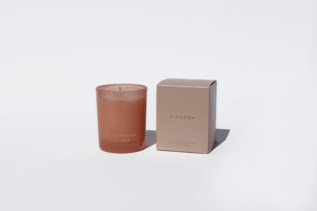 Kingdom Candle Nude Series - Citrus & Sage