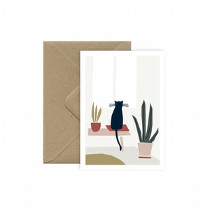Michoucas Design Card - Room with a view
