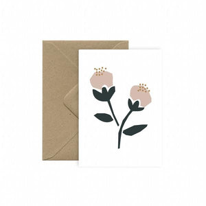 Michoucas Design Card - Roses de Damas
