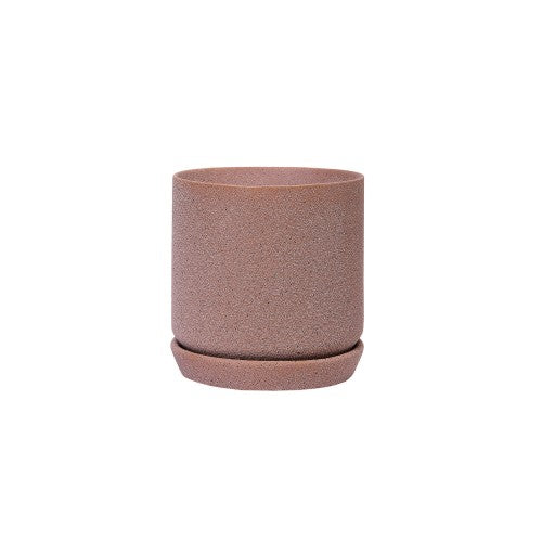 Dusty Rose Helsinki Planter - Small
