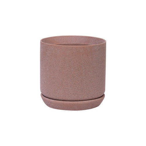 Dusty Rose Helsinki Planter - Medium