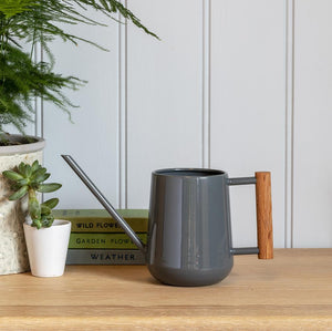 Burgon & Ball Watering Can - Charcoal
